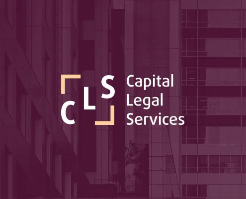 Сайт компании «CLS»