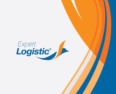 Фирменный стиль «Expert Logistic»